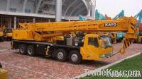 Fully hydraulic truck crane