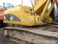 used CAT excavator