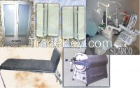 Sell medical and hospital and offices equipment