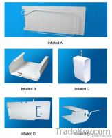 Refrigertor evaporator