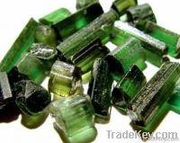 Bio-Tourmaline Corundum Gemstones