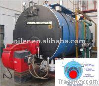 Heavy Oil fired steam boiler