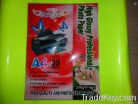 3R 230g professional color photo paper