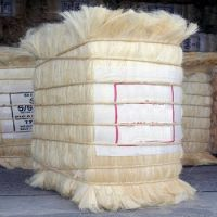 Extremely High Quality Purity 100% Natural sisal fiber sisal fiber and  Polyester fiber For sale