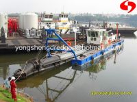 good quality cutter suction dredger manufacture in China