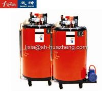 30-1000kg/h Automatic Gas Fired Steam Generator