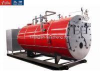 500-6000kg/h Horizontal Fire Tube Oil Fired Steam Boiler