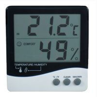 Digital thermometer & hygrometer