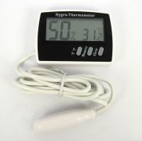 mini Digital thermometer  and Humidity