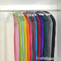 garmet plastic cover/plastic garment bag/pe/pvc bag