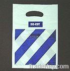 Plastic Handle Bag (Die Cut)