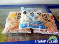 frozen food bag/plastic bag