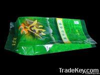 plastic bag for tea