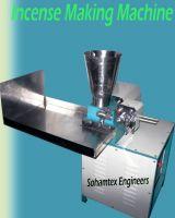 Fully Automatic incense(Agarbatti)making machine