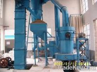 High Pressure Suspension mill for marble dolomite barite grinding
