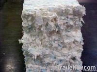HD Regrind Milky White Material scrap
