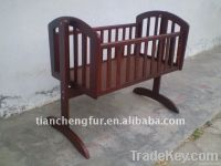 Classic baby crib TC8021