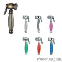 ABS chromed bidet shattaf shower spray