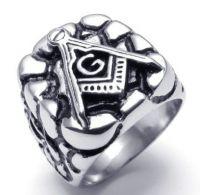 fashion Masonic ring