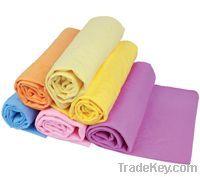 pva chamois hair drying towel super absorbent
