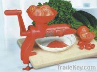 Tomato juicer