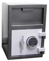 Wall Mountable Electronic Safe Deposit Box