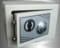 1mm Body,3mm Door Thickness Mechanical Mini Safe