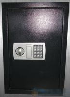 Flat Electronic Wall Hidden Safe with keypad
