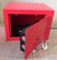 key lock mini safe