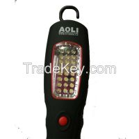 Car Maintenance Torches Work Lamps, 24 LED Hand Inspection Lamp, Auto