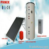 2012 PHNIX solar heating system for energy saving