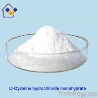 D-Cysteine hydrochloride monohydrate CAS NO 32443-99-5