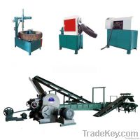 Environmental Friendly Waste Tire Recycling Production Line
