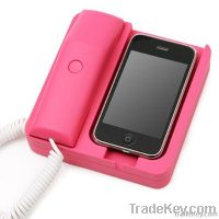 pop phone handset for iphone/ipad