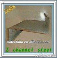 Quality Z Channel(Q195/Q215/Q235/Q345) steel