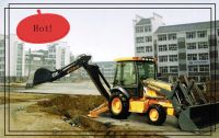 WZ30-25 Backhoe Loader in China (CE/ISO9001)