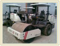 YZD-3.5 single drum Vibratory Road Roller compactor 3.5tons