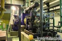 Used condensation STEAM TURBINE 410 kW for sale