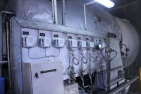 Used CONDENSING STEAM TURBINE WITH EXTRACTION 31, 8 MW for sale