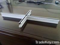 exposed ceiling t bar