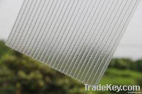 Glittering polycarbonate sheet