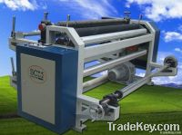 non woven fabric slitting splitting cutting machine