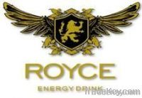 ROYCE Premium Energy Drink