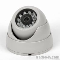 indoor ir dome ccd camera/waterproof ir camera/ CCTV camera