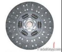 Clutch Disc 1861669002 For STEYR