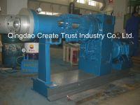 rubber extruder machine / rubber tube extruding machine