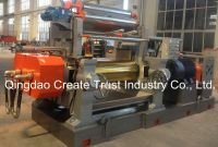Rubber mixing mill / two roll mill / rubber mixing machine