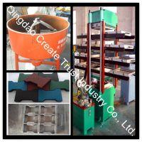 rubber vulcanizing press machine