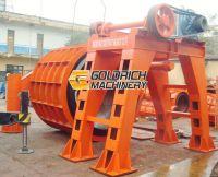 Roller Suspension type concrete pipe machine