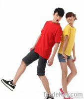 Free shipping (20pcs/lot) 100% cotton casual T shirt with high quality